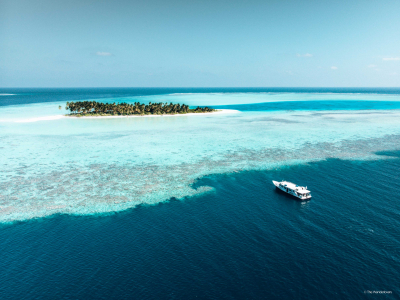 Blue Voyager in the Maldives