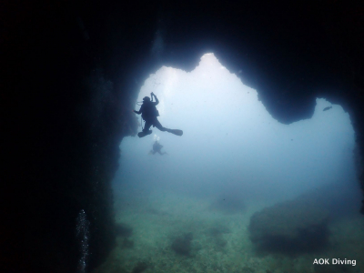 Cave by AOK Diving
