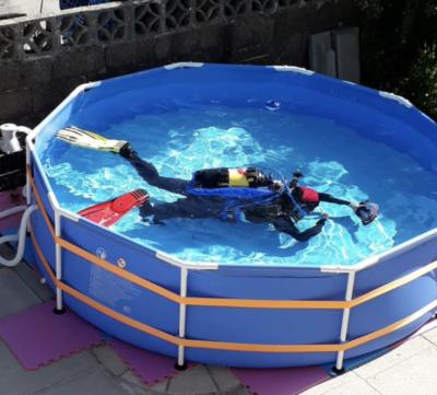 Paddling Pool Diving