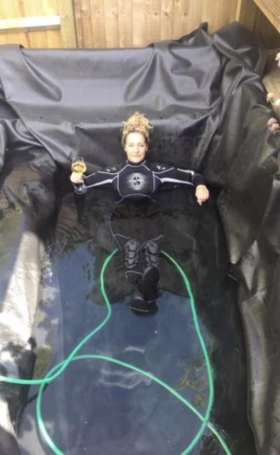 Diving Pond